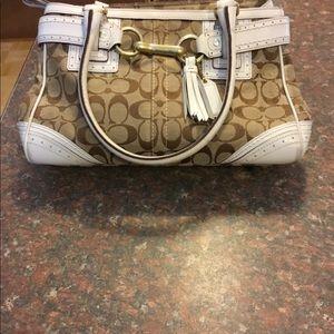 Coach purse.  Best offer!